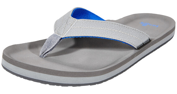 Sanük Burm Shoes Men Grey/Light Grey